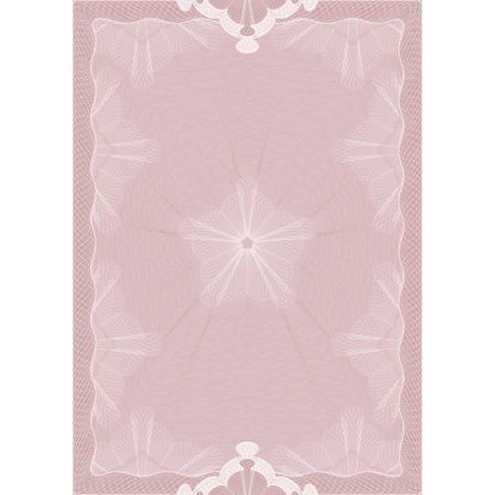 rosetta: Pattern of pink color for congratulations  Vector Illustrator  Illustration