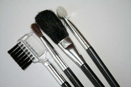 glooming: makeup brush
