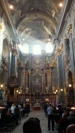 lviv: Lviv. Jesuit church