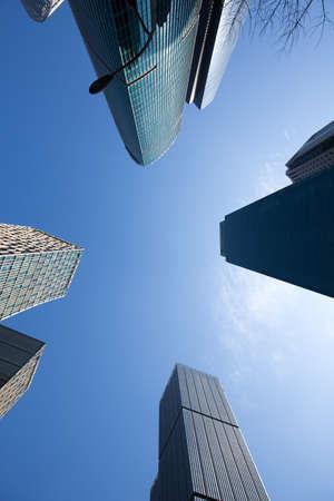 publicidad exterior: Edificios altos  Editorial