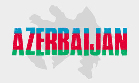 Karabakh Azerbaijan Map width Azerbaijan Flag. Karabakh is Azerbaijan.