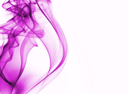 pink smoke: pink smoke background with place for text Stock Photo
