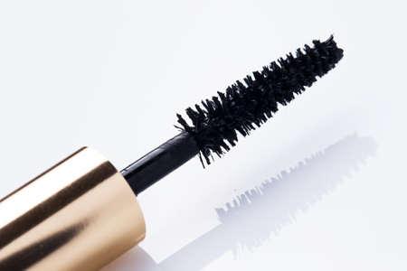 Close up of mascara brush Stock Photo - 24452399