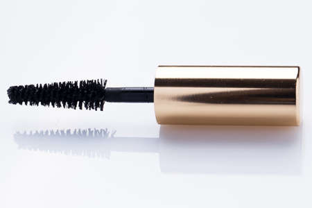 Close up of mascara brush  Stock Photo - 24452691