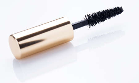 Close up of mascara brush Stock Photo - 24452696