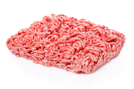 Fresh minced meat  photo