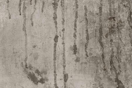 cranny: white chapped wall