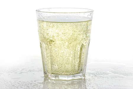 carbonated: Fresh carbonated lemonade