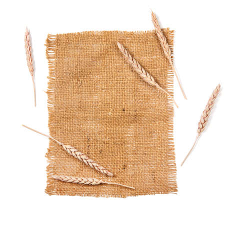 Sackcloth and wheat ears