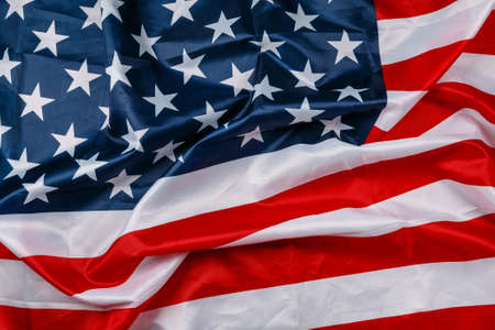 Background of american flag