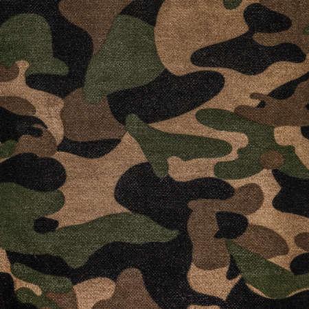 La textura de una tela de camuflaje Foto de archivo - 40304080