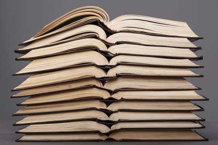 learning series: Old books from one series