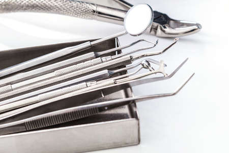 gripper: Different dental tools