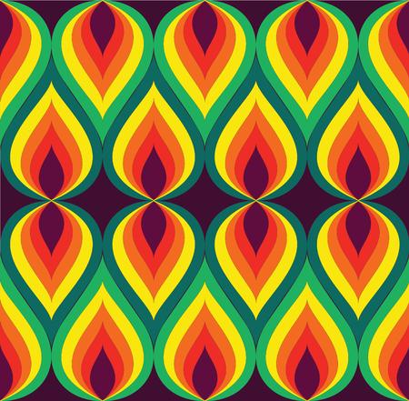 Seamless Onion Pattern