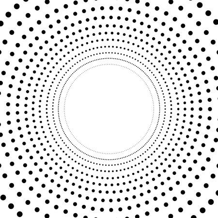 circulos concentricos: Círculos concéntricos Hypnotic 01