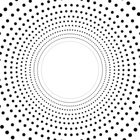 concentric: Hypnotic Concentric Circles 01