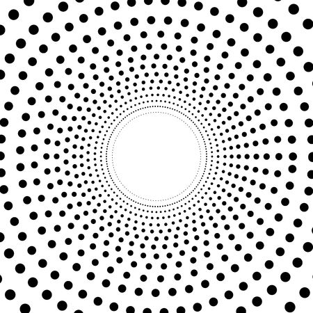 concentric: Hypnotic Concentric Circles 02