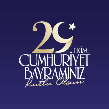 29 october Republic Day Turkey.