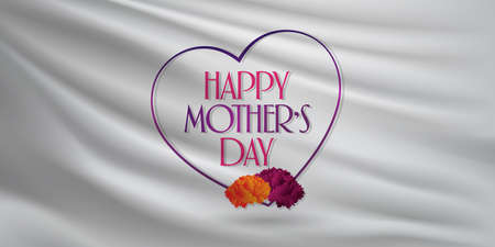 International Happy Mother's Day. Billboard, Poster, Social Media, Greeting Card template.