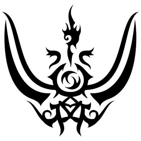 costellazioni: Taurus-Illustrazione delle 12 costellazioni