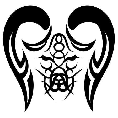 costellazioni: Aries-Illustrazione delle 12 costellazioni Vettoriali