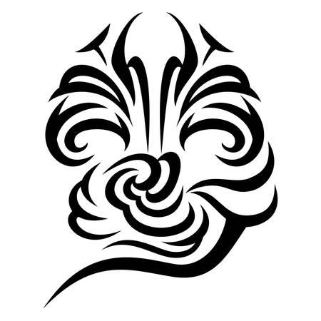 costellazioni: Virgo-Illustrazione delle 12 costellazioni Vettoriali