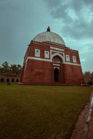 An old islamic masoleum