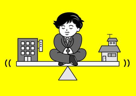 immobility: work life balance
