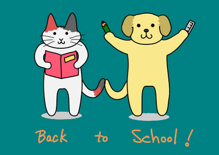 backing: back to school