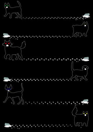 stole: Gatos robaron la leche