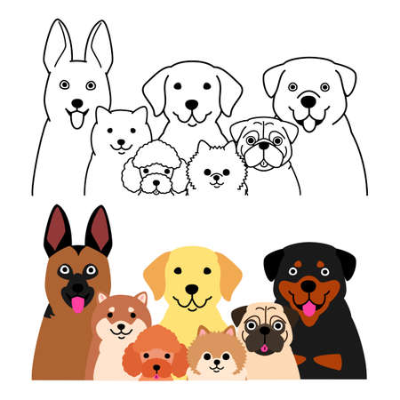 dogs group set
