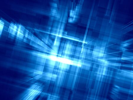 abstract blue background Stock Photo - 3238898