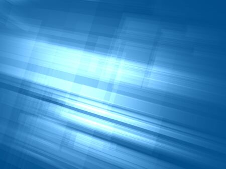 abstract blue background Stock Photo - 3543470