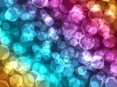 Abstract bokeh holiday lights  background Stok Fotoğraf