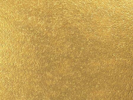 foil: piastra metallica dorata meraviglioso sfondo