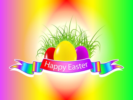 dogma: Happy Easter background