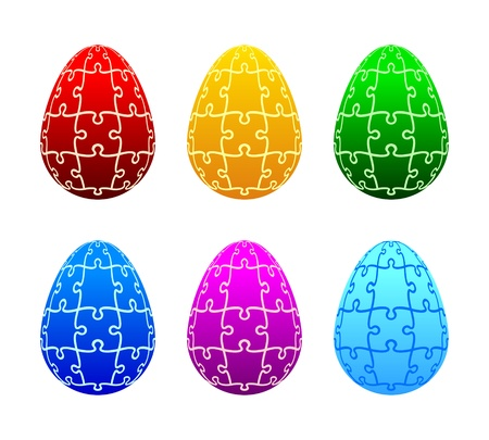 constitutive: Easter eggs of the puzzle