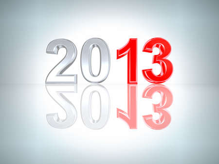 New Year 2013 background   photo