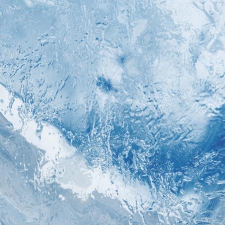 Ice background Archivio Fotografico