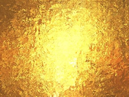 gorgeousness: Gold foil wonderful metallic background Stock Photo