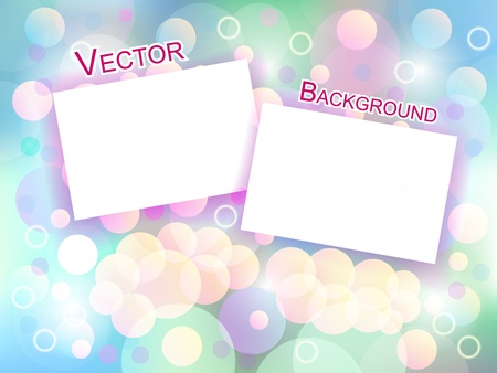 Vintage Photo Frames Stock Vector - 17756357
