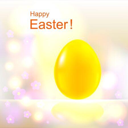 gladness: Easter Egg background Illustration
