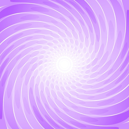 Beautiful abstract lilac swirl background  Vector