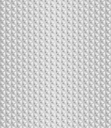 wafer: Abstract geometric white tiled background.