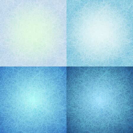 stria: Abstract blue scratched background with different color depth. Illustration