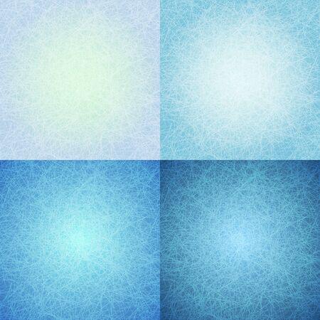profundidad: Resumen azul rayado de fondo con una profundidad de color diferente.