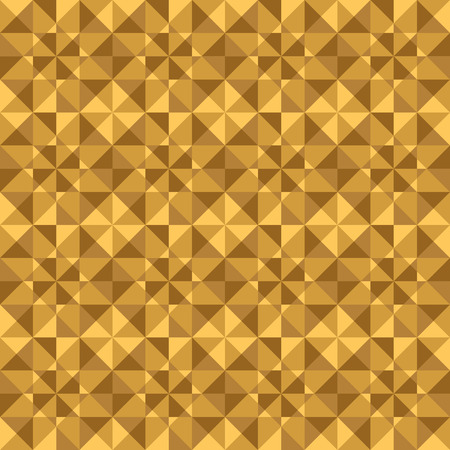 woody: Vector abstract woody polygonal mosaic background. Pattern of geometric shapes. Illustration
