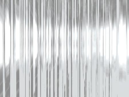 Metalen achtergrond met parallelle lijnen met gereflecteerd licht.