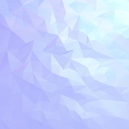 Triángulos resumen de antecedentes de púrpura y azul. Foto de archivo - 43638146