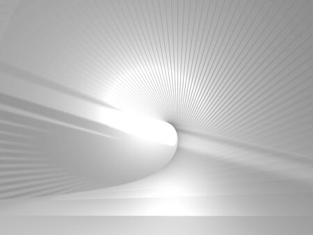 smoothness: Abstract smooth glowing background chrome. Stock Photo